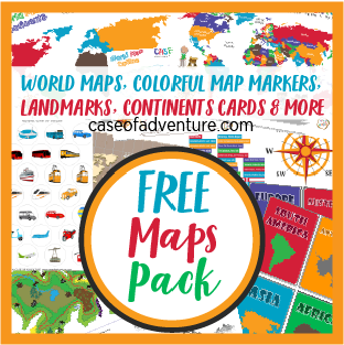 Free Maps Pack!