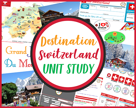 Destination Switzerland CASE OF ADVENTURE
