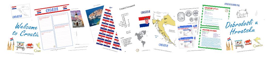 Croatia for Kids - Case of Adventure .com