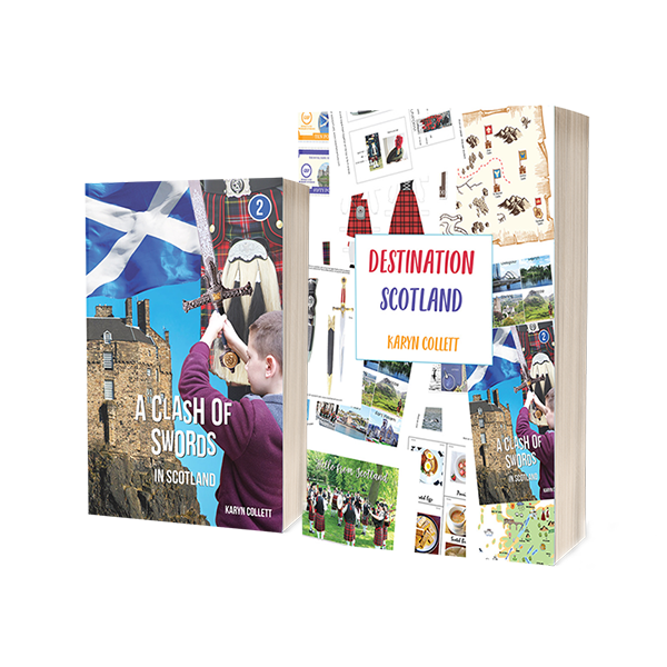 Destination Scotland - CASE OF ADVENTURE